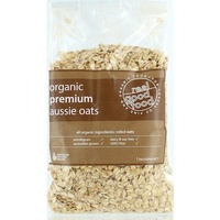 Real Good Food Organic Premium Aussie Oats 1kg