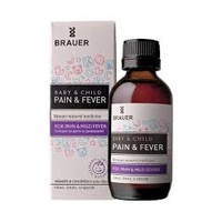 BRA Pain Fever Relief 50ml