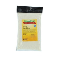 Natures First Organic Brown Rice Flour 500g