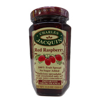 Charles Jacquin Red Raspberry 325g