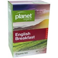 Plant Organics English Breakfast Tea (50 Bags)