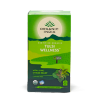 Organic India Tulsi Wellness Tea (25 Bags) 45g