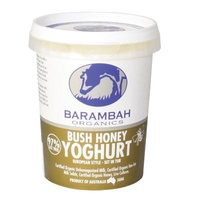 Barambah Bush Honey Yoghurt 500g