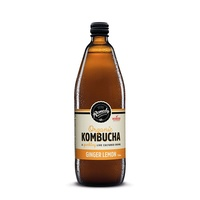 Remedy Kombucha Ginger Lemon 750ml