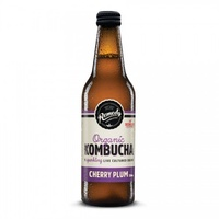 Remedy Kombucha Cherry Plum 330ml