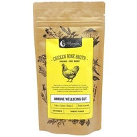 Nutra Organics Chicken Bone Broth Turmeric Flavour 100g