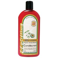 Organic Selections Lemon Myrtle & Avocado Conditioner 375ml