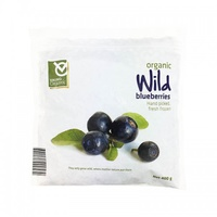 Viking Organic Blueberries 400g