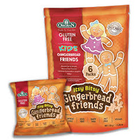 Orgran Itsy Bitsy Gingerbread Friends (6 Pack) 150g