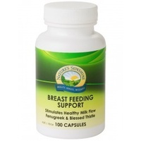 Nature's Sunshine Breast Feeding Support 100 capsules