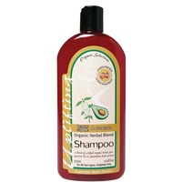 Organic Selections Lemon Myrtle Avocado Shampoo 375ml
