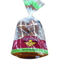 Healthybake Organic Sourdough Rye Hot Cross Buns 500g