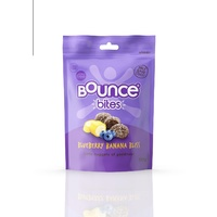Bounce Bites Blueberry Banana Bliss 120g
