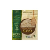 Australias Own Organic Wraps with Quinoa (5 Pack) 225g