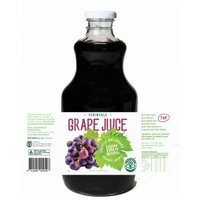 Robinvale Biodynamic Red Grape Juice 1L