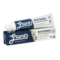 Grants Whitening Toothpaste (Navy) 110g