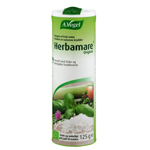 A.Vogel Original Herbamare Herb Sea Salt 125g