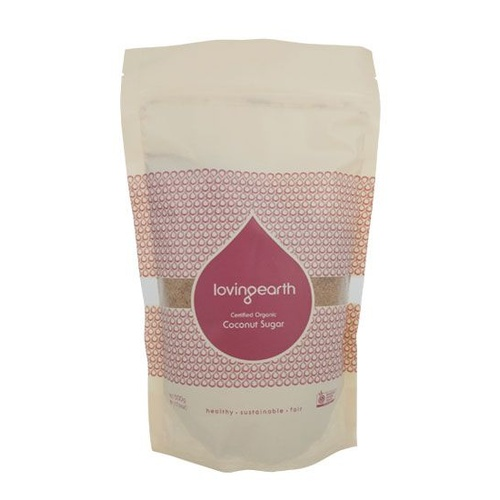 Loving Earth Organic Coconut Sugar 1kg