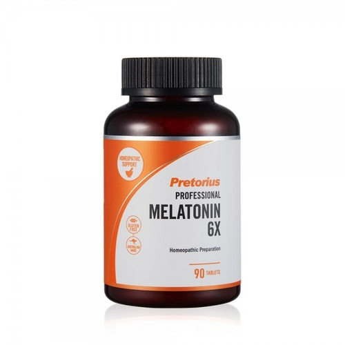 Pretorius Melatonin 4x 10mg/g (90 Tablets)