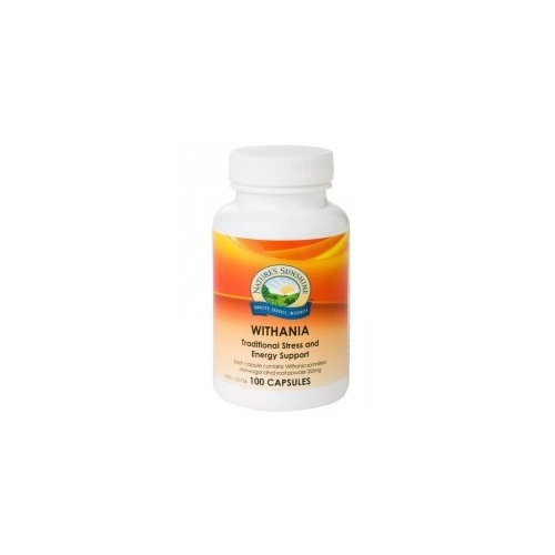Nature's Sunshine Withania 100 capsules